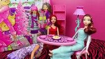 Avènement anniversaire calendrier ré Tous les jours gelé dans mois cadeaux avec Barbie surprise disney elsa
