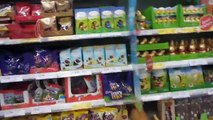 Checking the Easter Chocolate Eggs: Kinder, 1D, Batman, Mickey etc. Easter Chocolate Eggs