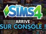 Les Sims 4 débarque sur vos consoles