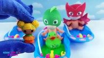 Bébé Baignoire les couleurs poupées Apprendre masques jouer faire semblant vase jouet Pj surprises doc mcstuffins c