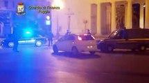 Operazione della Guardia di finanza a Foggia: sequestrati 12 kg di eroina, 3 arresti