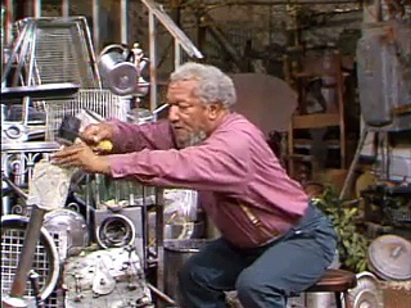 SANFORD AND SON S4 E16
