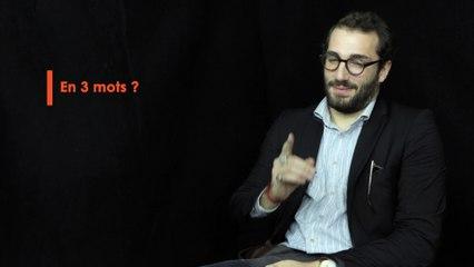 1 ENTREPRENEUR 3 MOTS- Adrien Bouillot, CEO de Chalkboard Education
