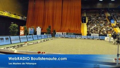 Le Direct WebRADIO MASTERS de PÉTANQUE à Clermont-Ferrand 2017