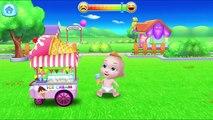 Jugar con lindo bebé Jefe hora del baño Vestido hasta Visitar Niños médico bebé Cuidado Juegos para niño