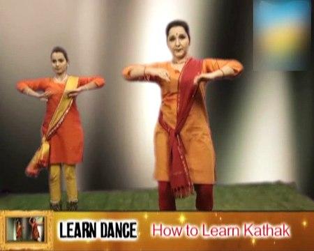 Kathak_Epi_24 Chakradhar Paran Learn Dance
