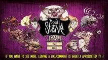 DONT STARVE: POCKET EDITION - Gameplay Playthrough (PT.1) iOS/iPad