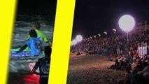 Adrénaline - Surf : Le teaser vidéo de l'Anglet Surf de Nuit 2017