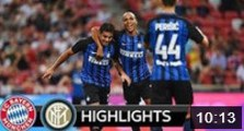 FC Bayern vs Inter Milan 0-2 | All Goals & Extended Highlights | ICC 27.07.2017 HD