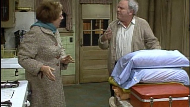 All In The Family - s06e23 - Mike and Gloria's House Guests