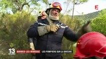 Incendie à Bormes-les-Mimosas : l'épuisant contre-la-montre des pompiers
