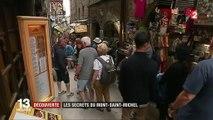 Découverte : les secrets du Mont-Saint-Michel