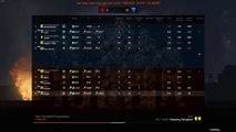 XIII(NA) VS Arena_Stars (RU) (3-2) Red bars vs 4 Bars