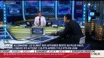 Les tendances sur les marchés: les Bourses européennes hésitent pour la journée la plus chargée de l'année en résultats d'entreprises  - 27/07
