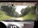 ES 1 rallye de béthune 2007 caméra embarquée