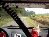 ES 2 rallye de béthune 2007 caméra embarquée