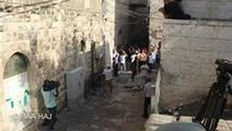 Police Fire Tear Gas at Muslim Worshipers Attempting to Enter Temple Mount