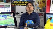#Pokemon20: Masaaki Hoshino (BANDAI NAMCO Entertainment)