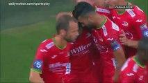 Olympique de Marseille 4-2 KV Oostende Tous les buts All Goals _ Europa League 27/07/2017