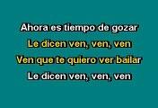 Los Teen Tops - Rey Criollo (Karaoke)