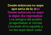 Alexandra Y Monchy - Hoja En Blanco (Karaoke)