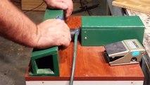 Trou trou fait à la maison gigue poche des roches Machine kreg