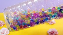 Globos colores Conde Bricolaje cómo Aprender hacer números jugar Limo jeringuilla para agua agua agua real