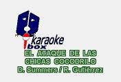 EL ATAQUE DE LAS CHICAS COCODRILO - HOMBRES G (Karaoke)