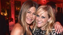 Jennifer Aniston And Reese Witherspoon Teaming Up For New TV Series