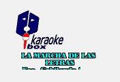 Cri - Cri - Marcha De Las Letras (Karaoke)