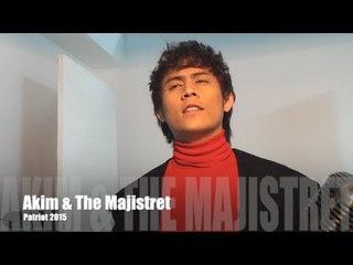 Behind The Scene - Akim & The Majistret Album Cover