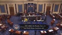 Сенат США одобрил пакет новых санкций против России, Ирана и КНДР