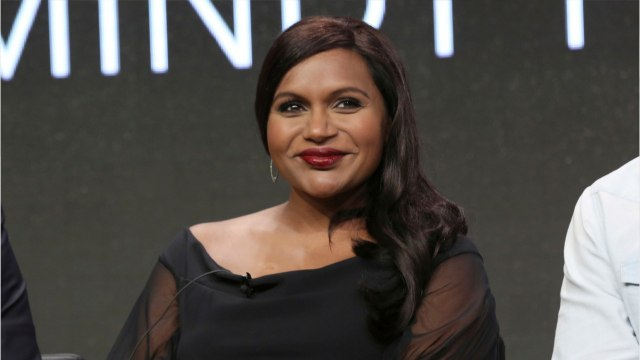 Mindy Kaling Steps Out And Talks 'Mindy Project' Final Season