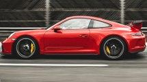 2018 Porsche 911 GT3 VS Rolls Royce PHANTOM
