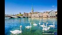 Mua vé máy bay giá rẻ vi vu du lịch Zurich