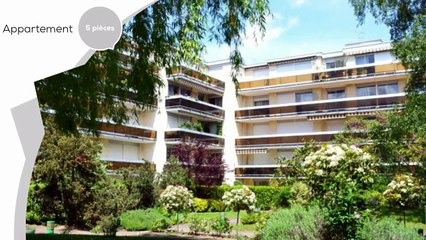 A vendre - Appartement - Nogent sur marne (94130) - 5 pièces - 105m²