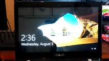 Asus K012 Hard Reset - video dailymotion