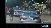 Attentat à Hambourg : un mort et plusieurs blessés après une attaque au couteau (vidéo)
