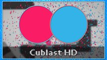 CO-OP PUZZLE SOLVING - Cublast HD Gameplay (Arcade Crowd)