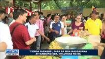 'Tienda Farmers', para sa mga magsasaka at mangingisda, inilunsad ng DA