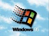 Démarrage de Windows 95