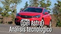 Opel Astra (2017), probamos su tecnología