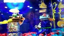 En colère des oiseaux Achevée aller enfants Roi repas Ensemble jouets Burger Stella 6 collection 20