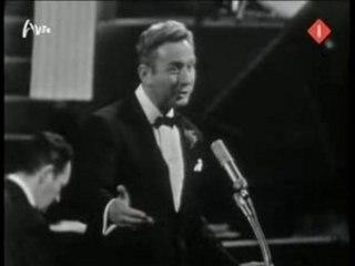 """""""Douce France"""" Charles Trenet 1963"""