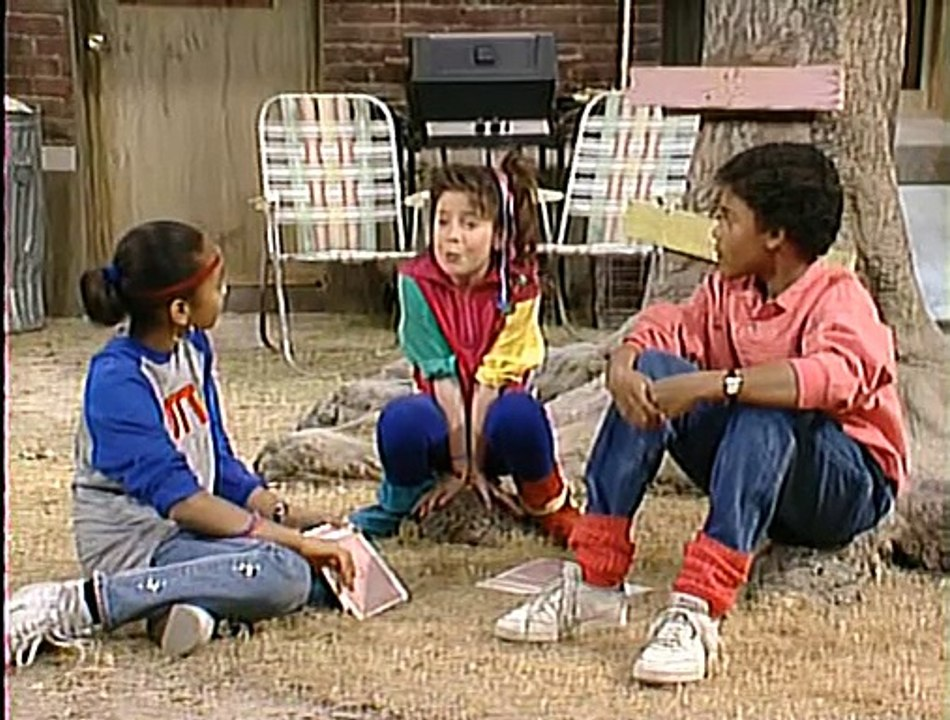 Punky Brewster S03E09 Best Friends