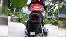 Honda SH Mode Xe màu bạc mờ Trung Truc Blog