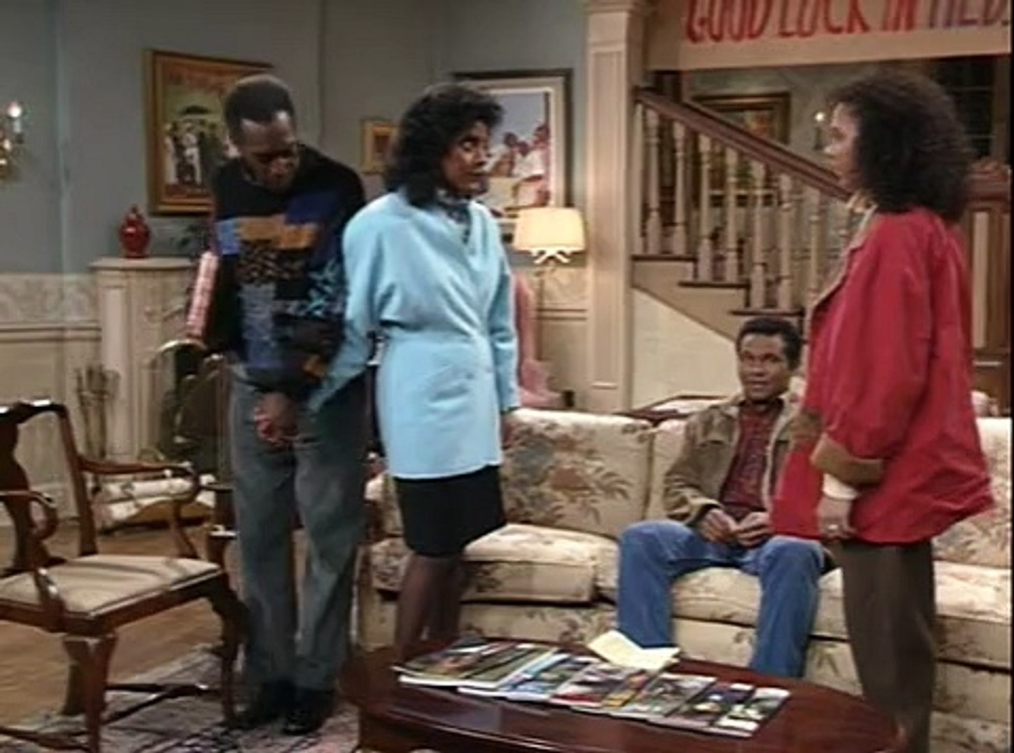 The Cosby Show S04E01 Call Of The Wild