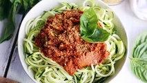 Fácil saludable pastas pastas pastas receta salsa salsa salsa Marinara |