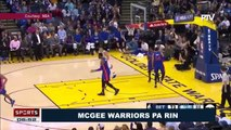 JaVale McGee, Warriors pa rin