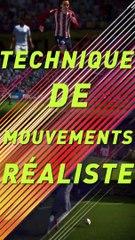 FIFA 18 - Technologie de mouvements réaliste de FIFA 18